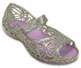 Crocs Isabella Glitter Flat (children's)