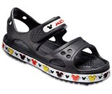 Kids' Crocband™ Mickey Mouse II Sandal