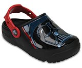 Kids' Crocs Fun Lab Lights Darth Vader™ Clogs