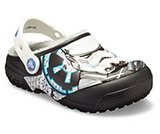 2ac7f34642af Kids  Crocs Fun Lab Lined Stormtrooper Clog