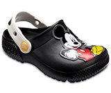 Kids' Crocs Fun Lab Mickey™ Clogs