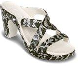 Women's Cyprus IV Snake Pattern Heel