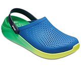 LiteRide™ Graphic Clog