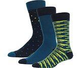 Men's Dress Socks 3-Pack