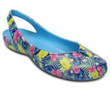 Women's Olivia II Graphic Flat