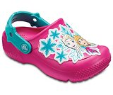Zuecos Crocs Fun Lab Frozen™ para niños