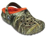 Kids' Classic Realtree Max-5® Fuzz Lined Clog