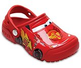 Zueco Crocs Fun Lab Cars™ para niños