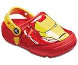 Kids' Crocs Fun Lab Ironman™ Lights Clogs