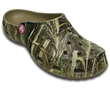 Women's Crocs Freesail Realtree Max-5® Clog