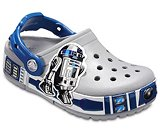 Kids' Crocband™ R2-D2 Lights Clogs