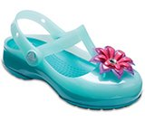 Kids' Crocs Isabella Embellished Clogs