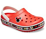 top fashion retail prices big discount Mickey Mouse and Minnie Mouse Shoes - Crocs