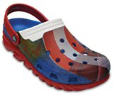 Duet Max Captain America™ Clogs