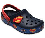 Crocband™ Superman™ Clogs