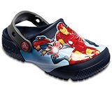 Kids' Crocs Fun Lab Avengers™ Multi-Character Clogs