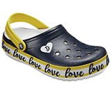 Drew Barrymore Crocs Crocband™ Clogs
