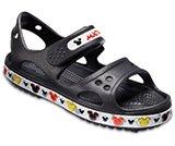 Kids' Crocband™ Mickey Mouse II Sandal