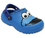 Crocs Fun Lab Fuzz Lined Cookie Monster™ Clog