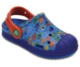Kids' Crocs Bump It Graphic Clog