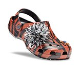 Christopher Kane x Crocs Ochre Tiger Clogs