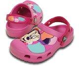 Kids' Creative Crocs Minnie™ Colorblock Clog