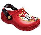 Kids' Crocs Fun Lab Minnie™ Clogs