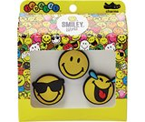 Pack de 3 Smiley Brand Cool