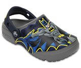Kids' Crocs Fun Lab Batman™ Clogs