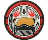 Star Wars Pilot Helmet Charm