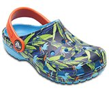 Kids' Classic Tropical Clog
