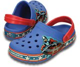 Kids' Crocband™ Captain America™ Clog