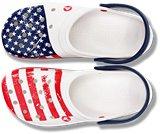 Crocs Crocband™ USA Clog   Comfortable